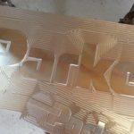 Custom Commercial Signage - Parker - Madman Designs
