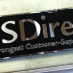 Custom Business Signs - HIS Direct - Madman Designs