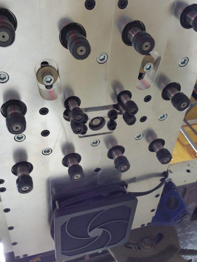Custom Designed & Built Drilling Machine