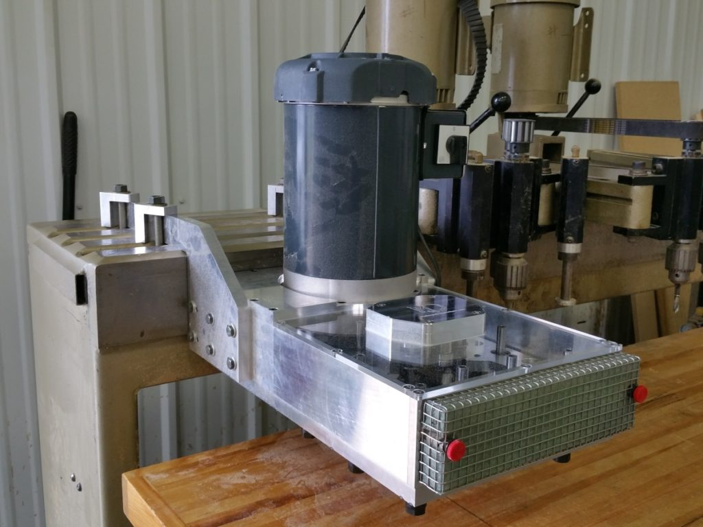 Custom Designed & Built Drilling Machine