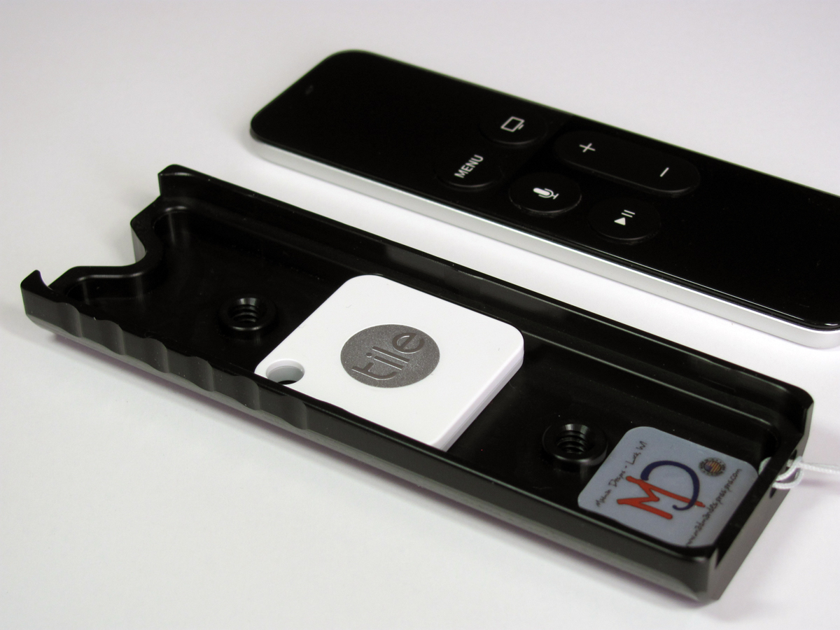 Remote Case for Apple TV 4 Generation by Madman Designs